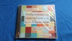 Differentiated Instruction, Edd, Classroom, Learning, Class Room, Studying, Teaching, Onderwijs