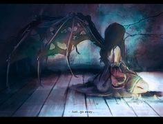 The demon inside me on Behance