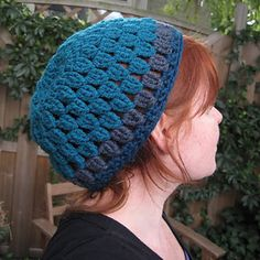 Ravelry: Blue hat pattern by Lisette Eisenga