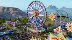 The next DLC for SimCity has been revealed prematurely, with a surprise of what kind of DLC was in store for us. With a new kind of fun for the game a creator can now build a Amusement Park full of a ton of features to expand the the park to your desire. The DLC called the Amusement Park Pack will be available May 28th. We dont have know how much the DLC will be or if they will be giving it away again. Watch the video for all the news #Gaming