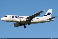 OH-LVD Finnair Airbus A319-112