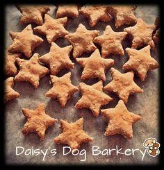 Dog cookies, homemade. www.facebook.com.au/daisysdogbarkery