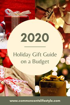 The key to holiday gift shopping on a budget is planning ahead. Here are some ideas to help you get started on your holiday shopping that are affordable and will help you stick to a budget. #budget #holidays #gifts #holidayshopping Great Gifts For Guys, Cool Gifts, Best Gifts, Holiday Gift Guide, Holiday Gifts, Amazon Credit Card, Frugal Christmas, Budget Holidays, Smoothie Makers