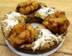 Apple Pudding Ring