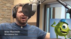 "Watch this impersonator sing ""Let it Go"" in TWENTY-ONE Disney voices. This is amazing!"