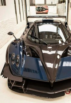 Awesome Exotic cars 2017: (°!°) 2013 Pagani Zonda Revolucion... Cars & Boats
