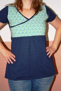 Katifee's: Shirt oder Kleid by #allerlieblichst