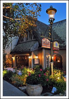 CARMEL CA is a very quaint town to stroll around in. Carmel California, California Travel, Monterey California, California Coast, Beautiful World, Beautiful Homes, Beautiful Places, The Places Youll Go, Places To Go