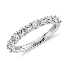 Aria Diamond Ring in 18k White Gold (1 ct. tw.)