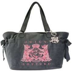Juicy Couture Scottie Bling Daydreamer Tophat Tote $149.99