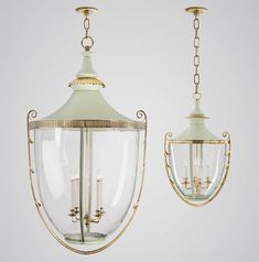 Charles Edwards - Hanging Adam Lantern HL 314
