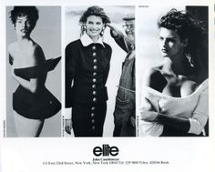 The Model Archives of Marlowe Press  Elite (New York)1989