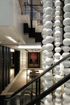 Peter Marino - Chanel Paris - Tempo da Delicadeza