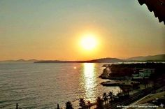 Photo by Demetrios Georgalas Survival, Athens Greece, Sunset, Beaches, Modern, Southern, Photography, Travel, Outdoor