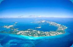 Bermuda...Visited via the Atlantic on a 65' sailing vessel from Rhode Island headed to BVI's and from the BVI's back to the USA...Beautiful Island