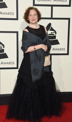 Julia Wolfe no Grammy 2016 (Foto: Getty Images)