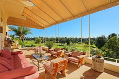 Riviera Country Club View Pacific Palisades Home