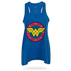 Wonder Woman A-line Ladies Tank Top - nice summer tank top
