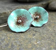 Cinnamon Jewellery: Torch Enamelling - What I've been Up To Recently!