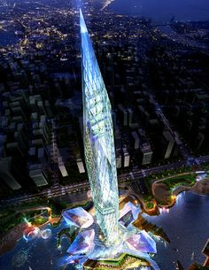 GDS architects build 'invisible' tower in south korea - designboom | architecture & design magazine