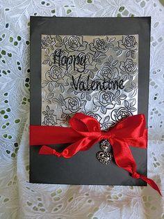 Marianne Design Team ☆JP☆  Valentine card