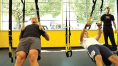 TRX 40/40 Challenge Workout. i'll be working towards this