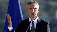NATO won't speculate on who struck aid convoy in Syria -  NATO Secretary-General Jens Stoltenberg © David Mdzinarishvili