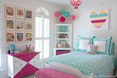 Tween Bedroom Decorating Ideas 19