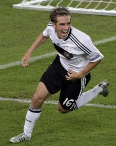 """Every player in the national team has those little weaker phases… okay, except Philipp Lahm."" - Arne Friedrich"