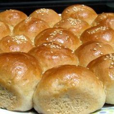 MINI BREAD ROLLS recipe