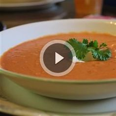 Tomato Bisque II | Bisque is just a fancy word for delicious soup. And this recipe fits the bill.