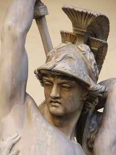 """Neoptolemus: From the Greek Νεοπτολεμος (Neoptolemos) which meant """"new war"""", derived from νεος (neos) """"new"""" and πολεμος (polemos) """"war"""".  (tigerlily)"""