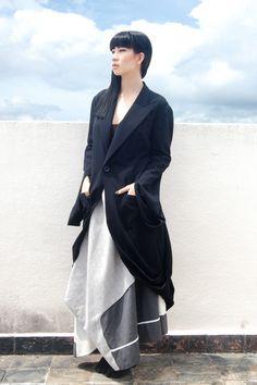 Draped in Yohji | The Rosenrot | For The Love of Avant-Garde Fashion