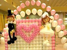 charming decoration wedding balloons