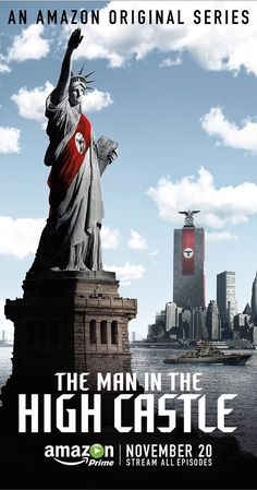 A glimpse into an alternate history of North America. What life after WWII may have been like if the Nazis had won the war..... Would love to see this, just need Amazon Prime lol