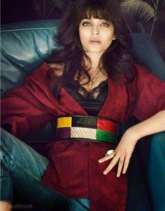 Aishwarya Rai Vogue India March Girl Uninterrupted - Bollywood actress Aishwarya Rai graces the cover and pages of the March issue for Vogue India , styled in seventies-inspired look… Aishwarya Rai Pictures, Aishwarya Rai Photo, Actress Aishwarya Rai, Aishwarya Rai Bachchan, Bollywood Actress, Amitabh Bachchan, Bollywood Girls, Indian Bollywood, Bollywood Stars
