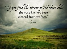 Rumi Mirror of the Heart