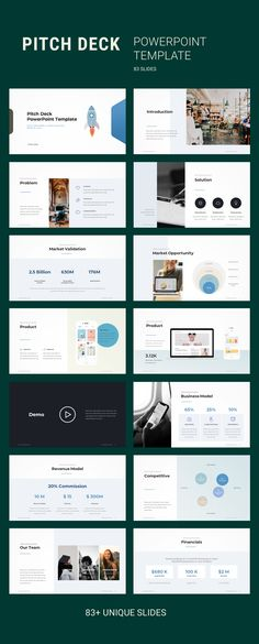 Pitch Deck PowerPoint Template, assists in explaining the venture or business idea with the help of visually appealing content. While using a pre-design pitch deck, the users can save a lot of time. Presentation Slides Design, Pitch Presentation, Powerpoint Presentation Slides, Presentation Templates, Creative Presentation Ideas, Product Presentation, Business Presentation, Food Presentation, Keynote Design