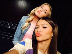 Video: Veronica Dunne Helps Zendaya Get Ready To Host The Radio Disney Music Awards April 13, 2015 - Dis411
