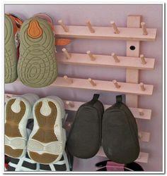 Ideen Für Schuhaufbewahrung regale selber bauen schuhe aufbewahren selbermachen 35 coole