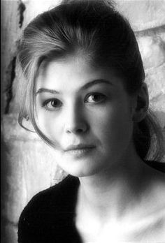 Image result for young rosamund pike