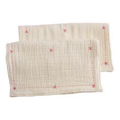 Organic Lovie Burp Cloth