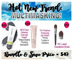 Want this bundle?? Only 49$ on Special www.marykay.ca/manongoulet call or Text 705-498-1449