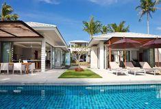 Top 3 villas for a Luxury Family Getaway in Koh Samui, Thailand.   #familygetaways #kohsamui #luxuryholiday #thailand #villagetaways