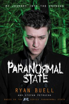 'Paranormal State' Ryan Buell tells all e-book review  For those who enjoy paranormal reality shows, this book is a must read. It was written by Ryan Buell, founder of the Paranormal Research Society.  Buell, who has had