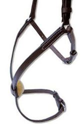 Black Nunn Finer Figure 8 Noseband