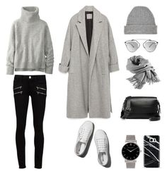 Untitled #551 by fashionlandscape on Polyvore featuring polyvore, fashion, style, Zara, Paige Denim, Abercrombie & Fitch, 3.1 Phillip Lim, Larsson & Jennings, Orwell + Austen, Filippa K, Casetify, Christian Dior, women's clothing, women's fashion, women, female, woman, misses and juniors