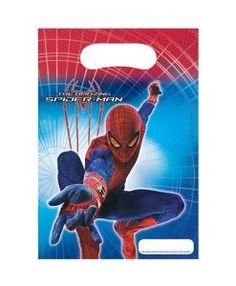 Doğum günü parti süslemeleri için Spider Man Temalı Parti Çantası ürünümüzü online olarak uygun fiyatlar ile satın alabilirsiniz