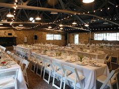 Refined Rustic Wedding Reception At The Fish Hatchery Galena Creek Park In Reno Nv