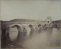 Ponte Milvio (Ponte Mollo) 1880